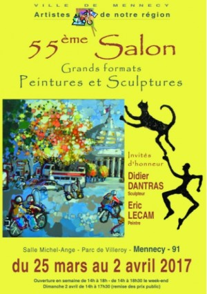 55ème Salon Grands Format Mennecy