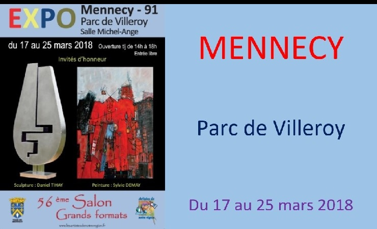 Mennecy Grands formats 2018